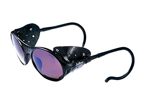 Julbo Sherpa Sunglasses Black / Spectron 3CF Multilayer Blue & - Sunglasses Sherpa