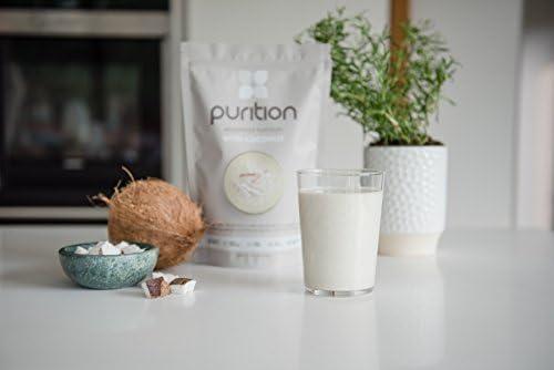 Purition Batido de proteínas de Coco (500g). Batido para el ...