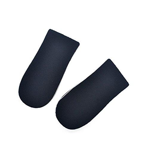 Pengmma respirant invisible augmentation Hauteur Chaussures à semelle intérieure