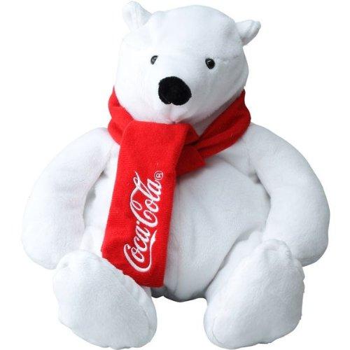 勤勉残酷繁栄Coca-Cola(コカ?コーラ) ポーラーベアヘッドカバー ドライバー用