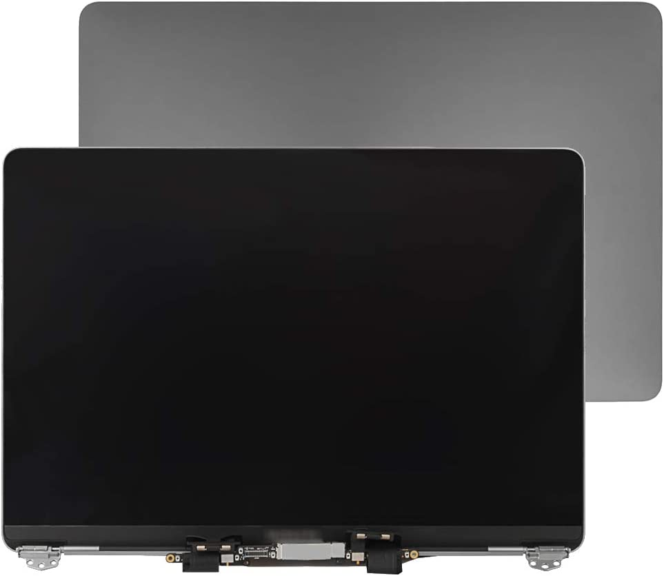 """FristLCD Repair Part 661-05095 661-05096 fulltop Screen Replacement Compatible for MacBook Pro 13"""" A1706 A1708 Late 2016 mid 2017 Retina LCD Display Assembly (Space Gray)"""