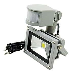 Zhma 10w motion sensor flood light us 3 plug outdoor led flood zhma 10w motion sensor flood lightus 3 plug outdoor led flood lights workwithnaturefo