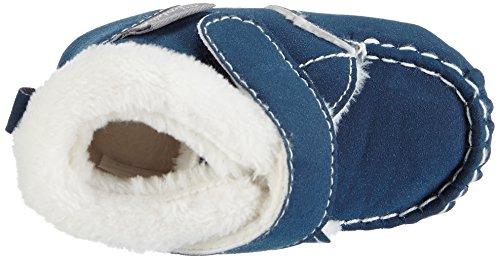 SterntalerBaby-Schuh - Botines de Senderismo Bebé-Niños azul - Blau (marine / 300)