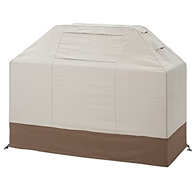 Finnhomy Grill Cover Waterproof Outdoor Large Heavy Duty BBQ Gas Grill Cover