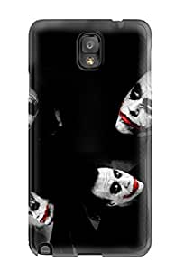 New Premium ZippyDoritEduard The Joker Skin Case Cover Excellent Fitted For Galaxy Note 3