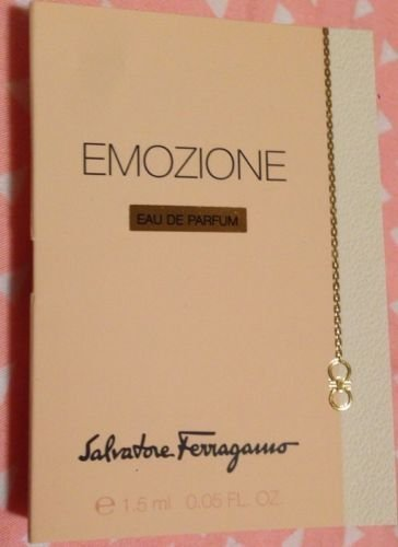Salvatore Ferragamo Emozione Eau De Parfum 0.05oz/1.5ml by Salvatore Ferragamo