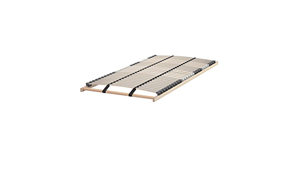 IKEA LONSET – somier de láminas de Base 26 302.787.32: Amazon ...