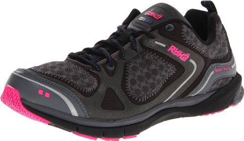 para Avert Fibra Mujer Zapato Ryka Correr sintética 6ZX1xwwq7