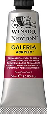 Winsor & Newton Galeria Acrylic (Pick size and color from drop down box)