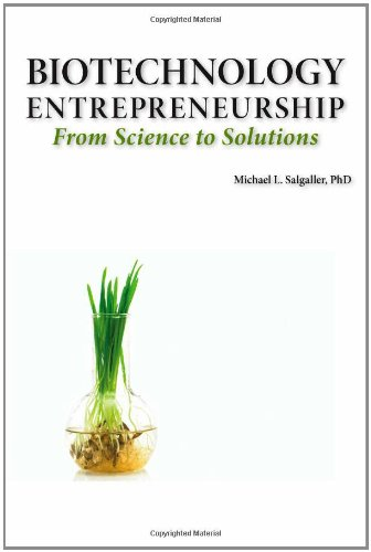 Biotechnology Entrepreneurship from Science to Solutions -- Start-Up, Company Formation and Organization, Team, Intellectual Property, Financing, Part