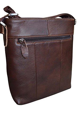marrón Bolso hombro para al KARL marrón LOVEN hombre marrón w0q1Sn5Sx