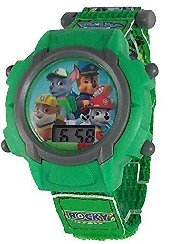 Paw Patrol Kid's Digital Watch PAW5005 - Chase Watch Box