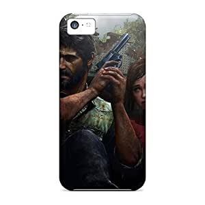 Defender Cases For Iphone 5c, The Last Of Us Pattern