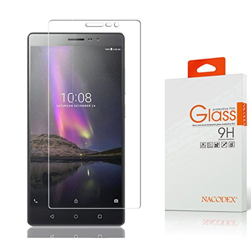 Tempered Glass For Lenovo Phab (Clear) - 4