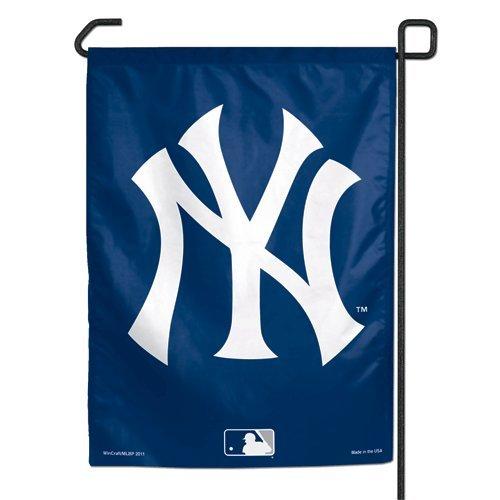 Free MLB New York Yankees Garden Flag