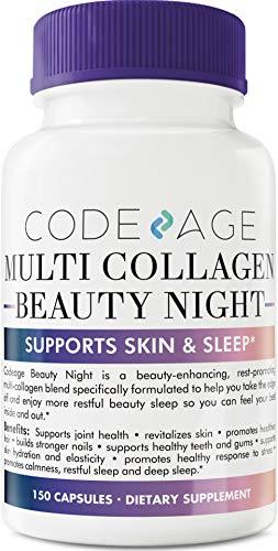 Multi Collagen Pills Beauty Sleep Formula