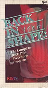 Back in Shape: Complete Back Pain Prevention [Import]