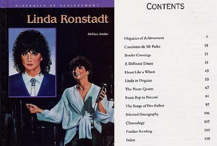 Linda Ronstadt (Hispanics of Achievement)