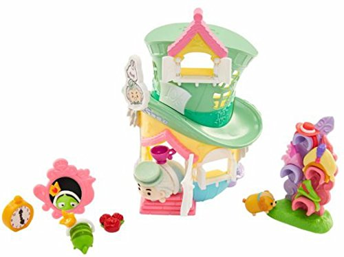 Tsum Tsum Disney Mad Hatter's Hat Shop Set Miniature Toy Fig