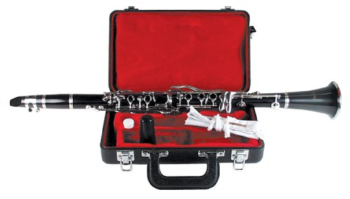 Mirage HU2002 Bb Clarinet with Case ()