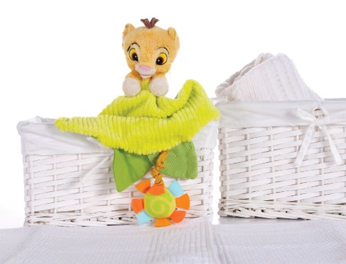 Disney Lion King Simba - Babys Security Blanket
