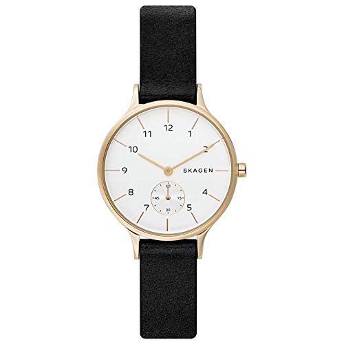 Watch Skagen Women's Anita Watch Quartz Mineral Crystal SKW2659 SKW2659
