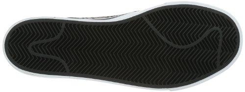 Nike Zoom Stefan Janoski Canvas - Zapatillas De Skateboarding para hombre Black/White/Medium Olive