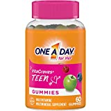 One A Day for Her VitaCraves Teen Multivitamin Gummies