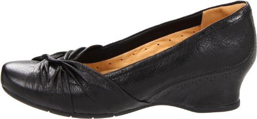 Pompa Black Un Clarks marked Leather 8vXfPnqw