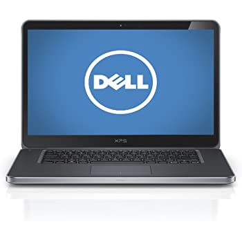 Dell XPS15-9375sLV 15-Inch Laptop (2.1 GHz Intel Core i7-3612QM Processor, 8GB DIMM, 750GB HDD, 32GB SSD, NVIDIA GeForce GT 640M, Windows 7 Home Premium) Silver [Discontinued By Manufacturer]