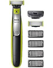 Philips QP2530/30 OneBlade Trimmer, Scheerapparaat en styler