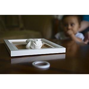 Bubzi Co Baby Footprint Kit & Handprint Kit for Baby...