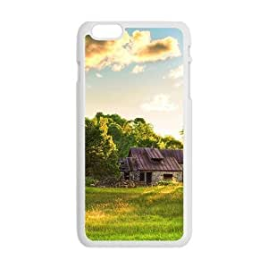 glam hills lodge personalized high quality cell phone case for Iphone 6