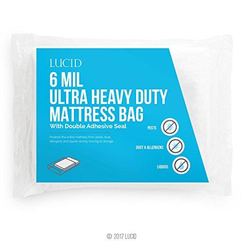 LUCID Mattress Moving Storage Disposal product image
