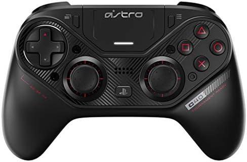 ASTRO Gaming C40TR PS4 コントローラー PlayStation 4 ライセンス品 長時間駆動 有線/無線 PS4/PC ゲームパッド C40 国内正規品 2年間メーカー保証