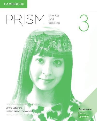 Prism Level 3 Student's Book with Online Workbook Listening and Speaking
