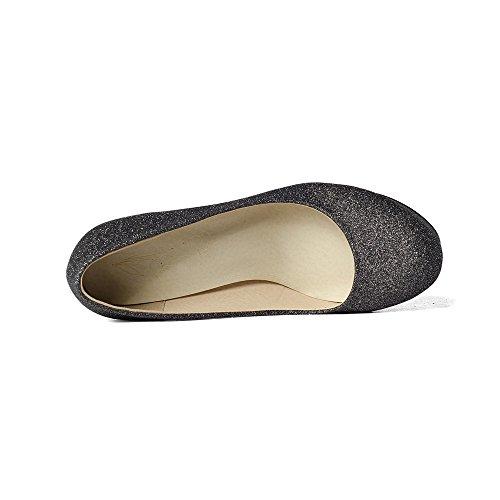Fashion HeelCourt Pumps - Zapatos de Tacón mujer negro