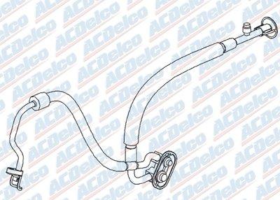 ACDelco 15-33262 GM Original Equipment Air Conditioning Compressor and Condenser Hose Assembly