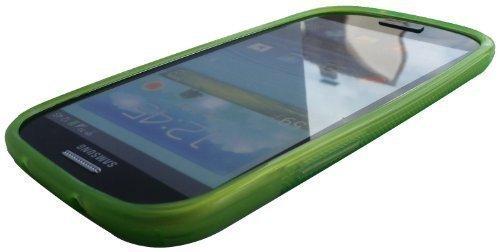 avci Base 4260310641669Fine Coque de protection en silicone pour Samsung Galaxy S3Vert