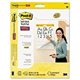 Brand New Post-It Easel Pads Self-Stick Wall Easel Ruled Pad 20''W X 23''H White 20 Sheets 2/Pack