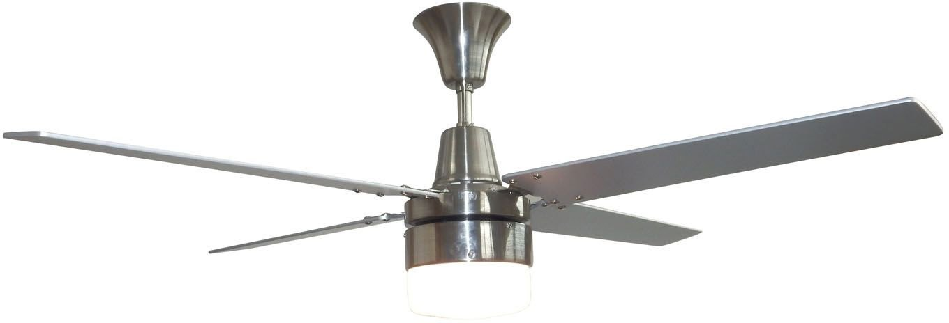 Litex E-UBW48BC4C1 Wakefield Collection 48-Inch Ceiling Fan with Five Reversible Ash/Wenge Wood Blades and Single Light Kit with frosted Glass