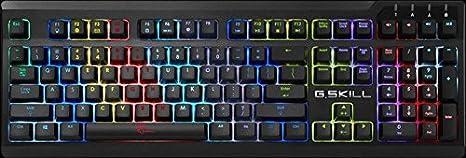 gskill GK de k0cc3 de KM570 de s10de Gaming de Teclado Plata ...