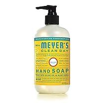 Mrs. Meyer's Clean Day Hand Soap - Honeysuckle, 370ml