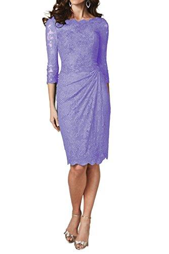 Topkleider - Vestido - Estuche - para mujer Lavanda