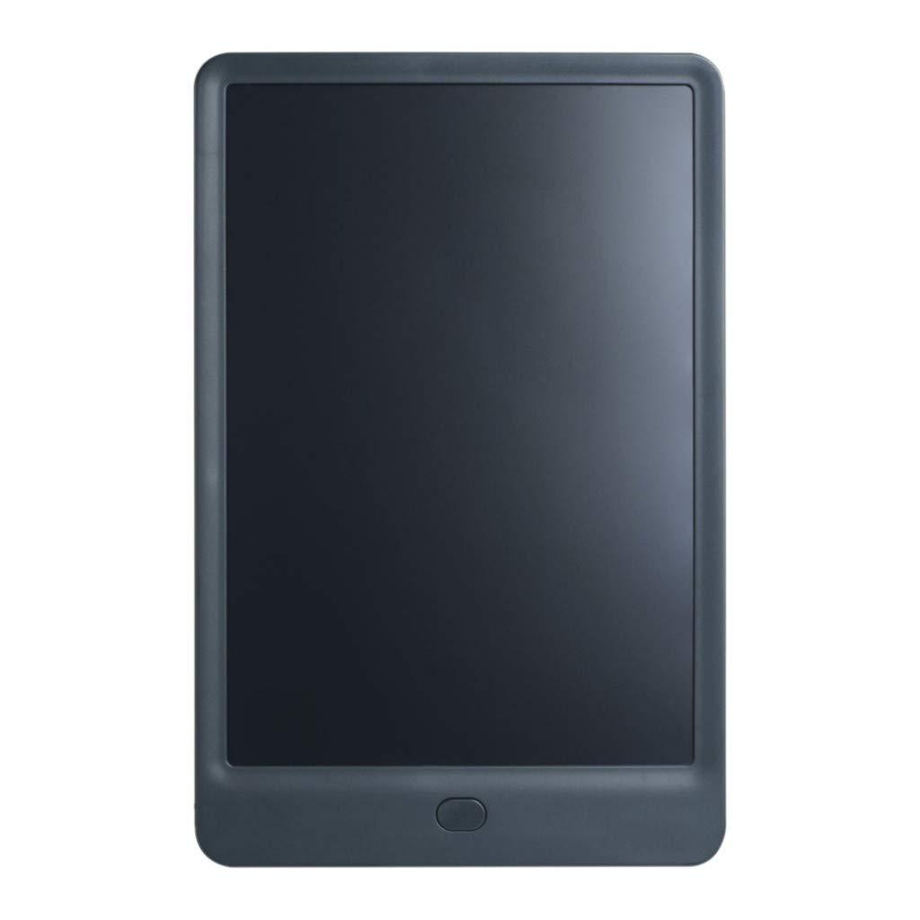 certainPL 10インチ LCDライティングパッド デジタルドローイングタブレット 電子グラフィックドローイングタブレット (スタイラスペン付属)  ブラック B07L56MQHX