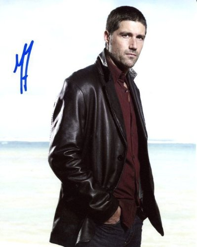 MATTHEW FOX signed autographed LOST JACK SHEPHARD - Signed Photo Fox Matthew