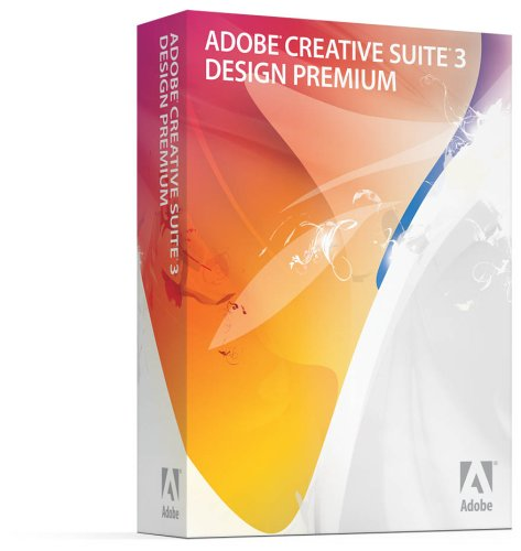 Adobe Creative Suite Cs3 Design Premium  Old Version
