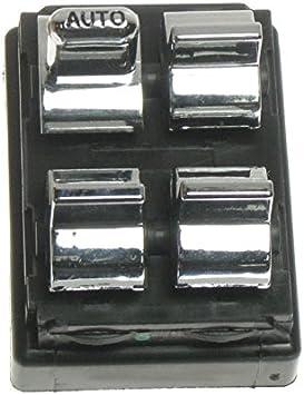 Fits GM Power Door Window Switch # 25558081 Front Left