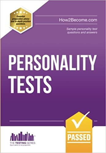 Personality test answers
