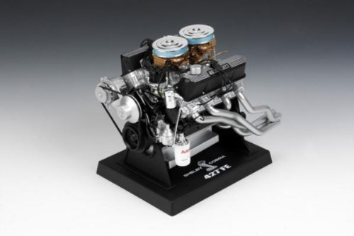 Liberty Classics 84427 1/6 Scale Die Cast Shelby 427 Cobra Engine Replica - Diecast Engine
